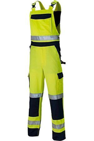 Dickies Latzhose »Industry High Vis« mit Kniepolstertaschen