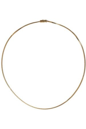 TOM WOOD 9kt -plated Sterling-silver Necklace