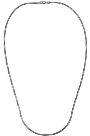 TOM WOOD M Curb-chain Sterling-silver Necklace