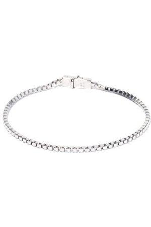 TOM WOOD Box-chain Sterling-silver Bracelet