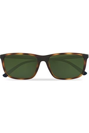 Ralph Lauren PH4171 Sunglasses Havana/Green