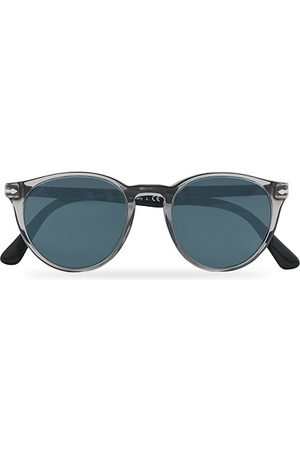 Persol Herren Sonnenbrillen - PO3152S Sunglasses Smoke/Light Blue