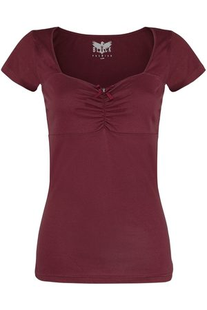 Black Premium by EMP Something Wicked T-Shirt bordeaux