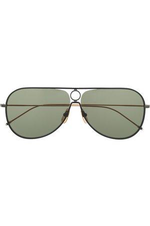 Thom Browne TB115' Pilotenbrille