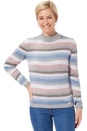 Casual Looks Damen Rollkragenpullover - Stehkragenpullover »Pullover«