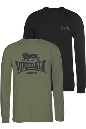 Lonsdale London Langarmshirt »AYRSHIRE« (2-tlg)