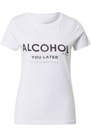 EINSTEIN & NEWTON Shirt 'Alcohol