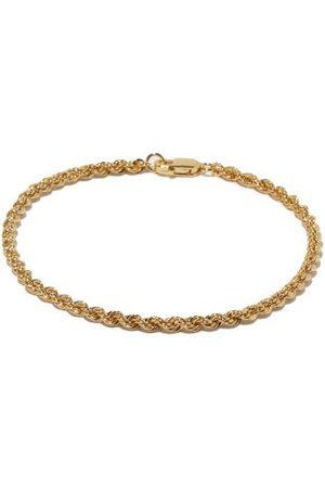 Otiumberg Damen Armbänder - Twisted-chain 14kt -vermeil Bracelet