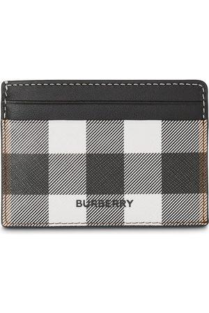 Burberry Kartenetui mit Karomuster
