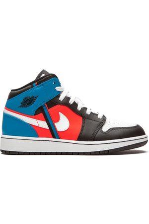 Nike Air Jordan 1 Mid Game Time GS' Sneakers