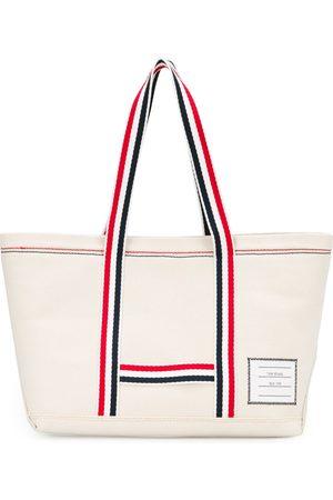 Thom Browne Herren Handtaschen - Shopper mit Streifendetail