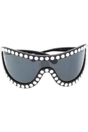CHANEL Damen Sonnenbrillen - Oversized-Sonnenbrille