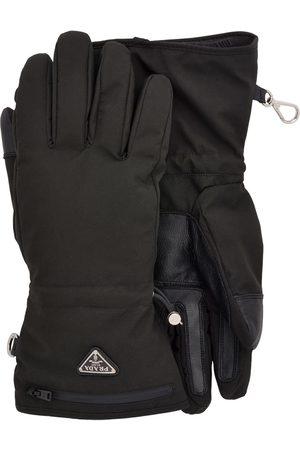 Prada Herren Handschuhe - Handschuhe mit Logo-Verzierung