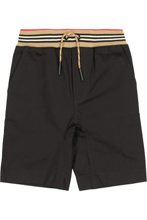 Burberry Shorts Icon Stripe aus Baumwolle
