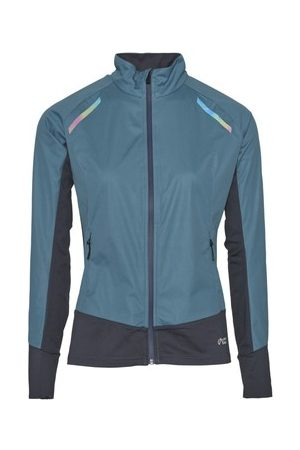 North Bend Trainingsjacken Sport ExoWarm Wind Jacket W,blue mud 1058456