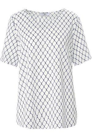 Peter Hahn Blusen-Shirt zum Schlupfen weiss