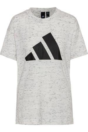 adidas Damen T-Shirts, Polos & Longsleeves - Plus Size T-Shirt Damen