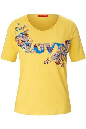 Laura Biagiotti Roma Rundhals-Shirt