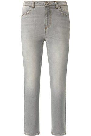 DAY.LIKE Knöchellange Slim Fit-Jeans