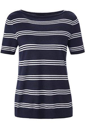 fadenmeister berlin Damen T-Shirts, Polos & Longsleeves - Shirt-Pullover U-Boot-Ausschnitt