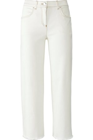 DAY.LIKE 7/8-Jeans-Culotte weiss
