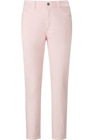 Mybc Damen Cropped - Jeans rosé