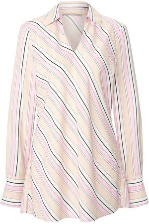 The Mercer Long-Bluse zum Schlupfen 1/1-Arm rosé