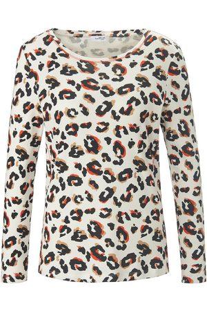 Looxent Damen T-Shirts, Polos & Longsleeves - Rundhals-Shirt weiss