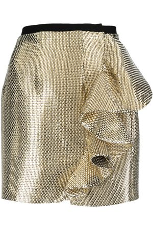 Parlor Damen Freizeitkleider - Gerafftes Minikleid