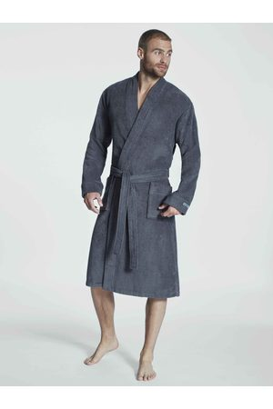 TAUBERT Herren Bademäntel - Senses Kimono, Länge 120cm