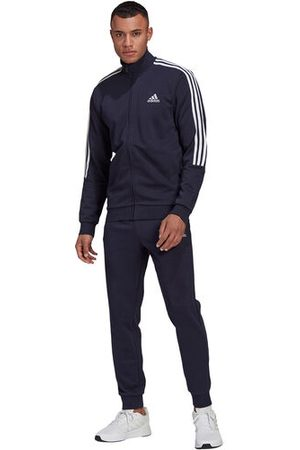 adidas HE TRACKSUIT M 3S F, LEGEND IN, Dunkelblau, 4