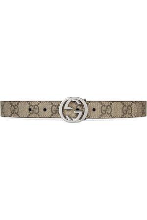 Gucci GG Supreme' Gürtel