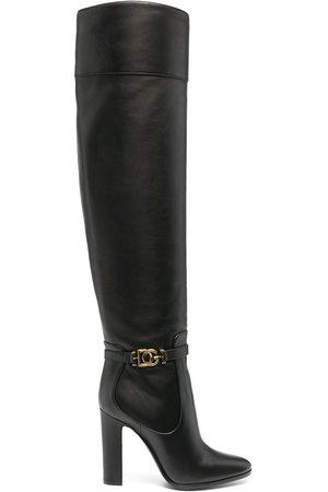 Dolce & Gabbana Kniehohe Stiefel