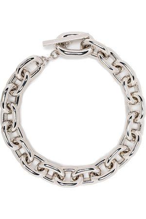 Paco rabanne Damen Halsketten - Halskette aus Kettengliedern