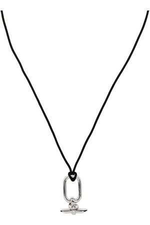 CAPSULE ELEVEN Halskette mit Cartouche-Anhänger
