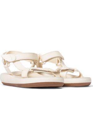 Ancient Greek Sandals Sandalen Poria aus Leder