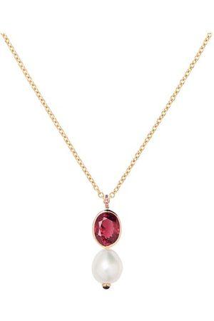 POIRAY Damen Halsketten - Halskette Pierres precieuses