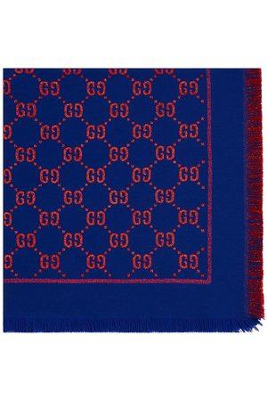 Gucci Mädchen Schals - Schal mit GG-Muster