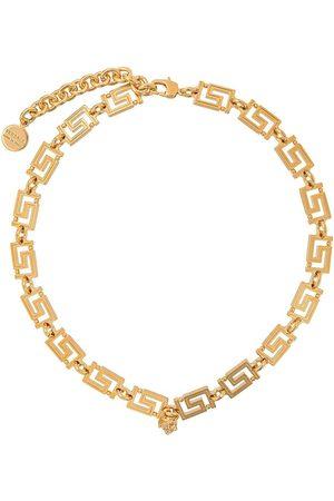 VERSACE Halskette mit Greca-Muster