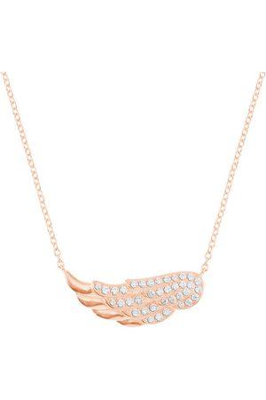 Amor Damen Halsketten - Kette mit Anhänger, Rosefarben