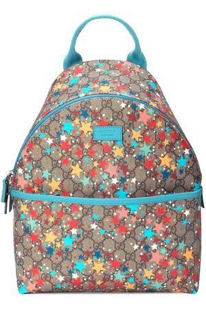 Gucci Jungen Rucksäcke - Rucksack mit Sterne-Print