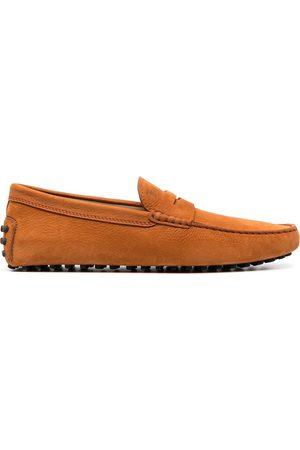 Tod's Loafer mit eckiger Kappe