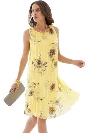 LADY Damen Kleider - Plisseekleid »Plisseekleid«