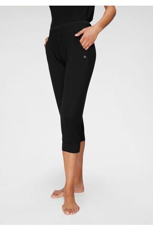 Ocean Damen Capris - Yogahose »Soulwear - 3/4-Yoga & Relax Hose« mit Bündchen am Beinabschluss