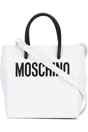 Moschino Mini Shopper mit Schulterriemen