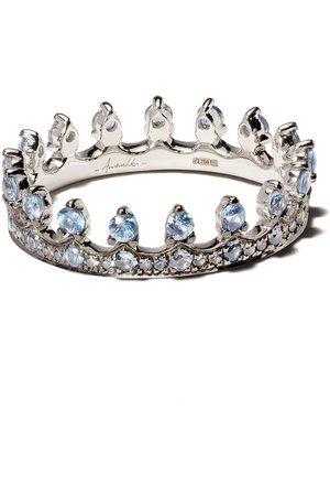 ANNOUSHKA Damen Ringe - 18kt 'Crown' Weißgoldring