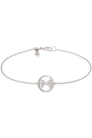 ANNOUSHKA Damen Armbänder - Armband mit M-Initiale