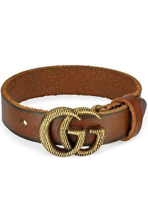 Gucci Herren Armbänder - Armband mit graviertem GG