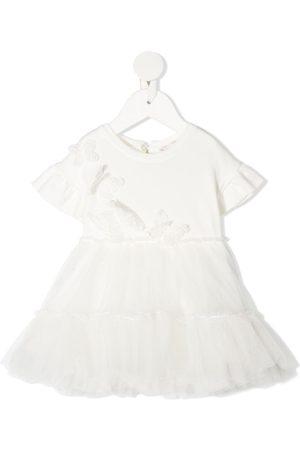 MONNALISA Kleid mit ausgestelltem Tüllrock