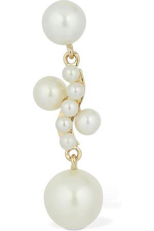 "SOPHIE BILLE BRAHE Damen Ohrringe - Mono-ohrring Mit Perlen ""petite Ocean"""